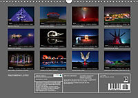 Nachtaktive Lichter (Wandkalender 2019 DIN A3 quer) - Produktdetailbild 13