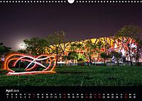 Nachtaktive Lichter (Wandkalender 2019 DIN A3 quer) - Produktdetailbild 4