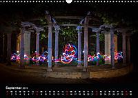 Nachtaktive Lichter (Wandkalender 2019 DIN A3 quer) - Produktdetailbild 9