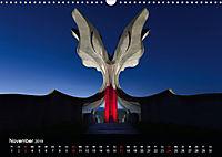 Nachtaktive Lichter (Wandkalender 2019 DIN A3 quer) - Produktdetailbild 11