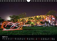 Nachtaktive Lichter (Wandkalender 2019 DIN A4 quer) - Produktdetailbild 4