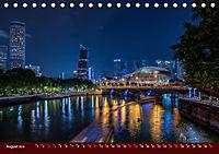 Nachtansichten Singapur City (Tischkalender 2019 DIN A5 quer) - Produktdetailbild 8