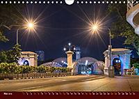 Nachtansichten Singapur City (Wandkalender 2019 DIN A4 quer) - Produktdetailbild 5