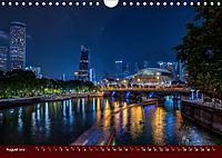 Nachtansichten Singapur City (Wandkalender 2019 DIN A4 quer) - Produktdetailbild 8