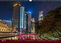 Nachtansichten Singapur City (Wandkalender 2019 DIN A3 quer) - Produktdetailbild 3