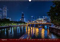 Nachtansichten Singapur City (Wandkalender 2019 DIN A3 quer) - Produktdetailbild 8