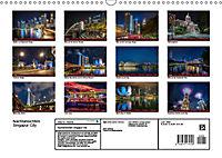 Nachtansichten Singapur City (Wandkalender 2019 DIN A3 quer) - Produktdetailbild 13