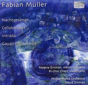 Nachtgesänge/cellokonz./+, Zinman, Ernman, Pi-Chin