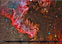 Nachthimmel (Wandkalender 2019 DIN A2 quer) - Produktdetailbild 4