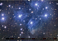 Nachthimmel (Wandkalender 2019 DIN A2 quer) - Produktdetailbild 3