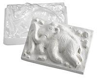 Nachtleuchtendes Eis-Mammut - Produktdetailbild 1