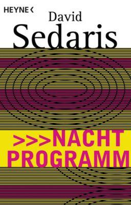 Nachtprogramm, David Sedaris