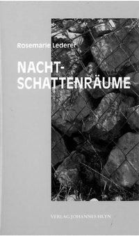 Nachtschattenräume - Rosemarie Lederer pdf epub