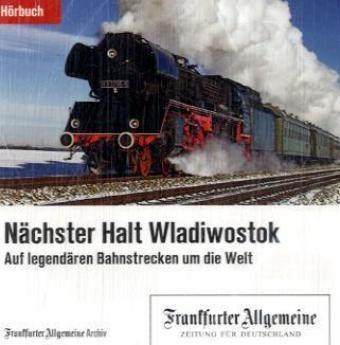 Nächster Halt Wladiwostok, 2 Audio-CDs