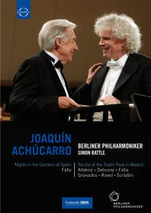 Nächte In Spanischen Gärten/Recital, Achucarro, Rattle, Bp