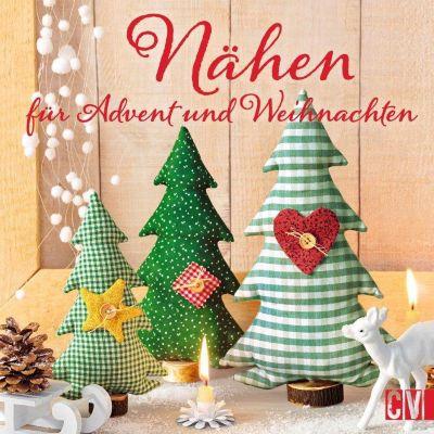 Nähen für Advent und Weihnachten -  pdf epub