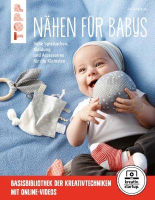 Nähen für Babys, Ina Andresen