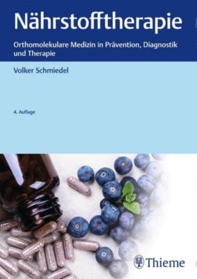 Nährstofftherapie - Volker Schmiedel pdf epub