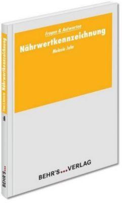 Nährwertkennzeichnung - Melanie Jahn pdf epub