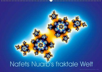 Nafets Nuarb's fraktale Welt (Wandkalender 2019 DIN A2 quer), Nafets Nuarb