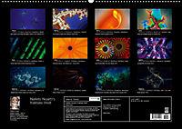 Nafets Nuarb's fraktale Welt (Wandkalender 2019 DIN A2 quer) - Produktdetailbild 1
