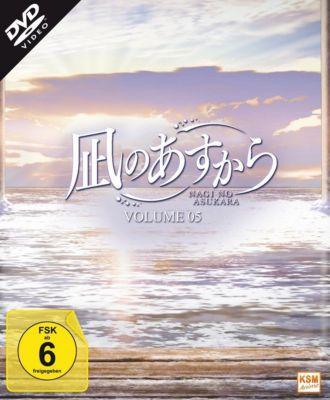 Nagi No Asukara - Vol. 5 (Episoden 22-26)
