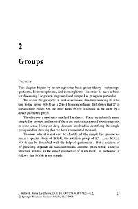 Naive Lie Theory - Produktdetailbild 1
