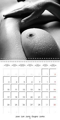 NAKED BODIES (Wall Calendar 2019 300 × 300 mm Square) - Produktdetailbild 6