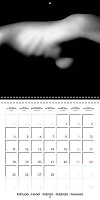 NAKED BODIES (Wall Calendar 2019 300 × 300 mm Square) - Produktdetailbild 2