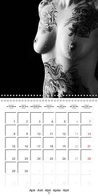 NAKED BODIES (Wall Calendar 2019 300 × 300 mm Square) - Produktdetailbild 4