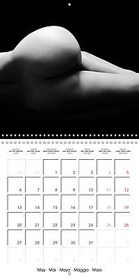 NAKED BODIES (Wall Calendar 2019 300 × 300 mm Square) - Produktdetailbild 5