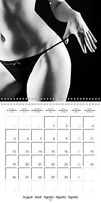 NAKED BODIES (Wall Calendar 2019 300 × 300 mm Square) - Produktdetailbild 8