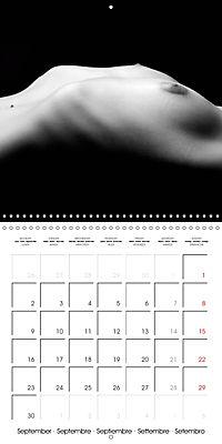 NAKED BODIES (Wall Calendar 2019 300 × 300 mm Square) - Produktdetailbild 9