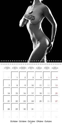 NAKED BODIES (Wall Calendar 2019 300 × 300 mm Square) - Produktdetailbild 10