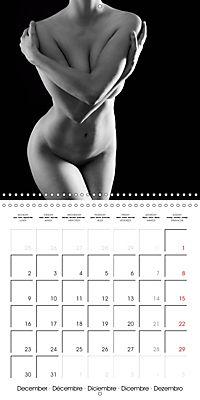 NAKED BODIES (Wall Calendar 2019 300 × 300 mm Square) - Produktdetailbild 12