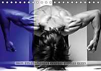 Naked men behind the colors - Ästhetische Aktfotografien (Tischkalender 2019 DIN A5 quer) - Produktdetailbild 10