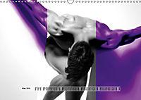 Naked men behind the colors - Ästhetische Aktfotografien (Wandkalender 2019 DIN A3 quer) - Produktdetailbild 3