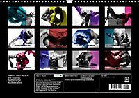 Naked men behind the colors - Ästhetische Aktfotografien (Wandkalender 2019 DIN A3 quer) - Produktdetailbild 13
