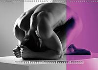 Naked men behind the colors - Ästhetische Aktfotografien (Wandkalender 2019 DIN A3 quer) - Produktdetailbild 11