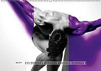 Naked men behind the colors - Ästhetische Aktfotografien (Wandkalender 2019 DIN A2 quer) - Produktdetailbild 3