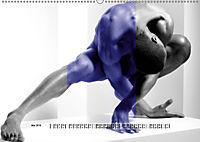Naked men behind the colors - Ästhetische Aktfotografien (Wandkalender 2019 DIN A2 quer) - Produktdetailbild 5