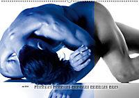 Naked men behind the colors - Ästhetische Aktfotografien (Wandkalender 2019 DIN A2 quer) - Produktdetailbild 7
