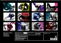 Naked men behind the colors - Ästhetische Aktfotografien (Wandkalender 2019 DIN A2 quer) - Produktdetailbild 13