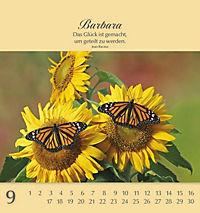 Namenskalender Barbara - Produktdetailbild 9