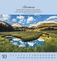 Namenskalender Barbara - Produktdetailbild 10