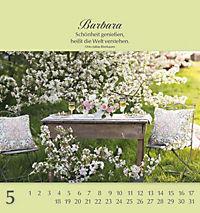 Namenskalender Barbara - Produktdetailbild 20