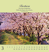 Namenskalender Barbara - Produktdetailbild 22