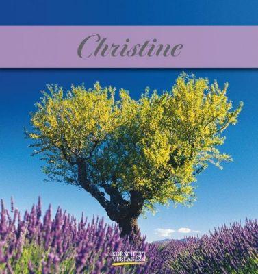 Namenskalender Christine