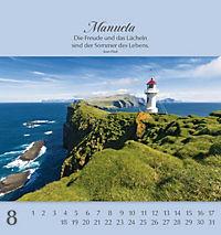 Namenskalender Manuela - Produktdetailbild 20