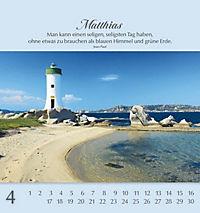 Namenskalender Matthias - Produktdetailbild 4